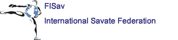International Savate Federation Logo